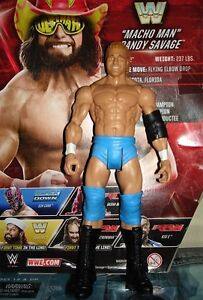 WWE / WWF - Sid Justice/Vicious wrestling action figure