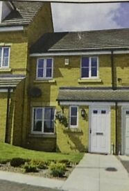 Two bed modern town house with detatched Garage, Whitwood Castleford