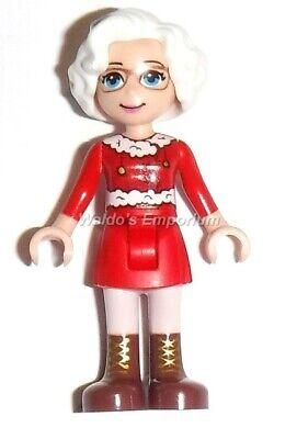 Lego Friends MiniFigure, MRS. CLAUS from 2020 Advent Calendar set 41420, New