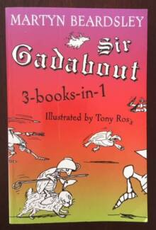 Sir Gadabout:   3 books in 1