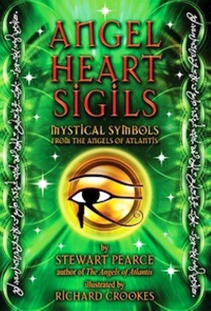 Angel Heart Sigils Cards by Stewart Pearce NEW & Sealed