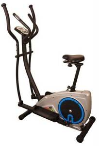 Exercise Bike & Cross Trainer Combo