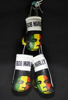 Mini Boxing Gloves Bob Marley Plus Bob Marley Key Ring - Hang In Car - unbranded - ebay.co.uk