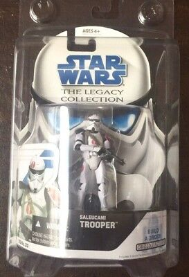 Star Wars Saleucami Trooper Legacy Collection BD20 Build A Droid NEW