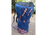 Djembe drum bags, backpack style made in Ghana