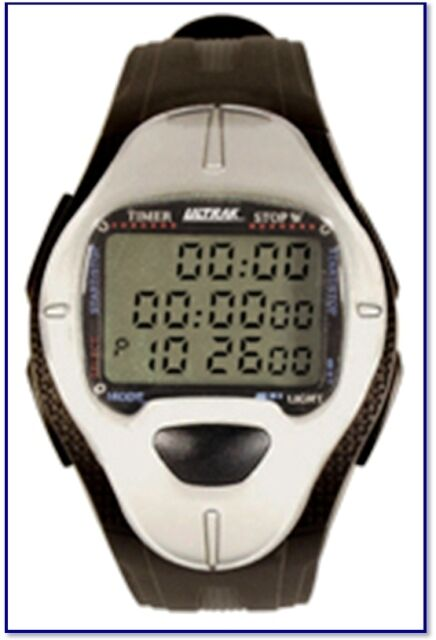 ULTRAK 510 Soccer & Referee Watch w/ CountUp CountDown
