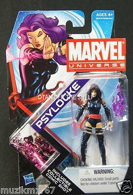 Marvel Universe: Psylocke - Series 4 Wave 17 #005 MOC