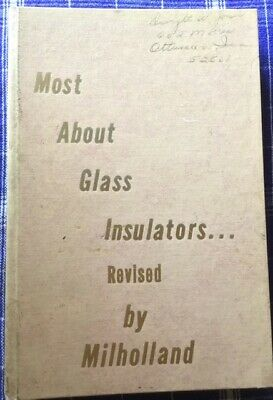 Most about glass insulators Marion&Evelyn Millholland, rev. 1972 1st pr., IDs###