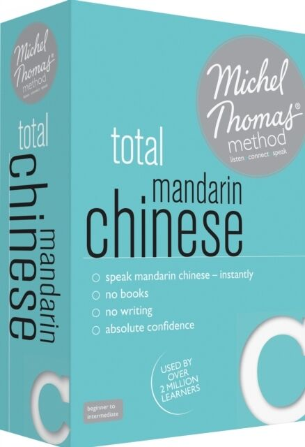Total Mandarin Chinese Foundation Course: Learn Mandarin Chinese with the Miche.
