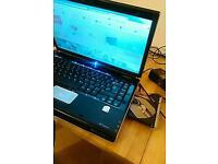 HP Inspiron dv5000 2GB coercion Intel Core 60 GB SATA DVD combi Wi-Fi Internet ready