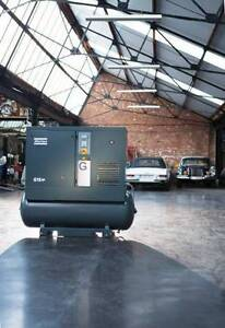 ATLAS COPCO ELECTRIC ROTARY SCREW COMPRESSORS - G18 - 25HP, 92CFM Kewdale Belmont Area Preview