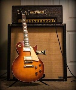 Wizard Amplifier and matching Cab