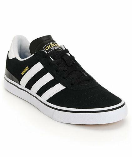 Adidas Skateboard Shoes -- Busenitz Vulc -- Black/White -- various sizes