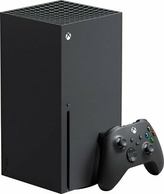 Xbox Series X 1TB Video Game Console Black New IN HAND Ship Now