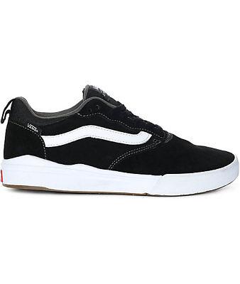 7f5e177396c5 VANS UltraRange Pro Mens Shoes (NEW) All Sizes BLACK UltraCUSH DURACAP Free  Ship