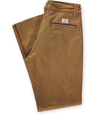 Expedition One Skateboards Chino Pants Hose Drifter Khaki Stretch in 28
