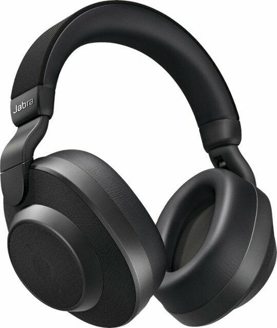Jabra - Elite 85h Wireless Noise Canceling Over-the-Ear Head