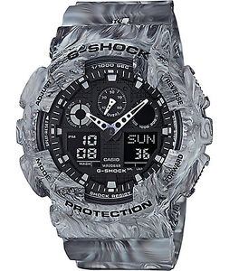 Grey camouflage G Shock watch  $85 reduced