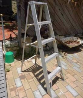 Aluminium Step Ladder 1.5 metre