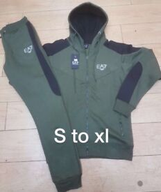 Tracksuits, Jeans, Jumpers and Tops Available
