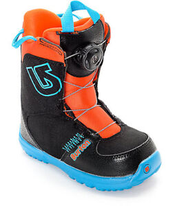 Kids snowboard boots (size 1+)