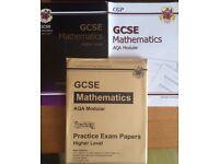 CGP, GCSE Mathematics 3 packs