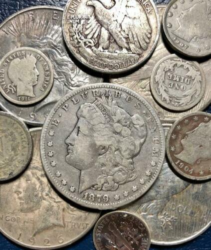 US Coin Grab Bag ~ Great Gift ~ Silver & Proof Coins & More ~ Best deal on Ebay!