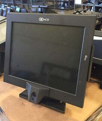 Ncr 7754 Pos Touchscreen Terminal With Msr 2gb Ram120gb Ssdwindows 7 Loaded