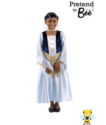 Maid Marian Children's World Book Day Costume by Pretend To Bee 3-5 years - Maid Marian Costume Child
