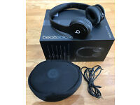 Beats Solo HD Headphone - Matte Black – New condition (open box)