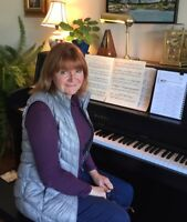 Welcome Beginner Piano Students of All Ages to My New Studio!