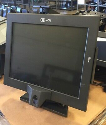 Ncr 7754 Pos Touchscreen Terminal With Msr 2gb Ram120gb Ssd