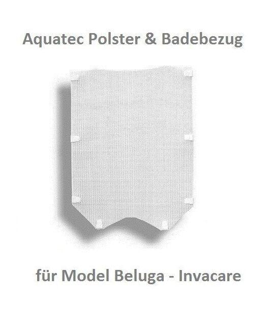 Invacare Beluga Badewannenlifter Bezug Rückenpolster Aquatec