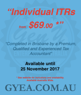GYEA - Individual Tax Returns from $69.00