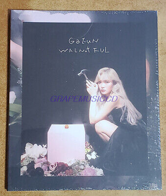GAEUN GA EUN nafla WALNUTFUL MINI ALBUM K-POP CD SEALED