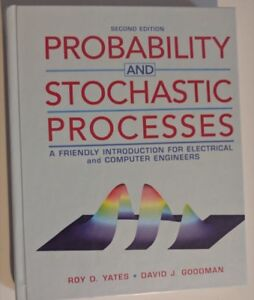 Probability and Stochastic Processes A Friendly Introduction