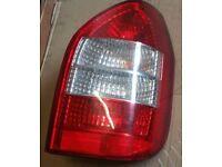 Vauxhall Zafira O/S Rear Light (2004)