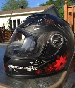 CASQUE MOTO SCORPION EXO