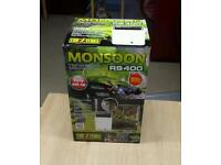 Brand new in the box monsoon rain system