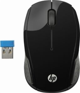 HP Wireless Optical Mouse 200 - Brand New Sealed