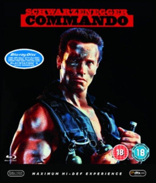 Commando Blu-Ray Nuovo (0148407000)