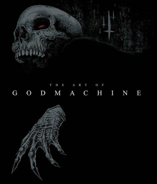 The Art of Godmachine (Hardcover), Godmachine, 9780992836603