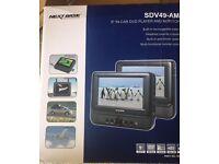 "9"" NextBase In-Car DVD Player"
