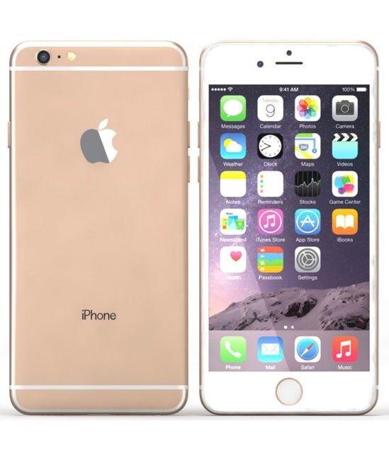 IPhone 6 Plus 64Gb Gold
