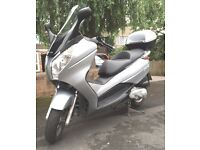 Honda FES-125, S-Wing, Automatic Scooter, 2008(58), 7205 genuine miles, owned from new, FSH