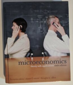 Microeconomics Theory with Applications (Eaton) w Study Guide
