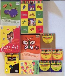 Assorted Children's Art Pads/Papers Fitzroy North Yarra Area Preview