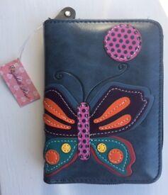 Elizabeth Rose Butterfly Purse