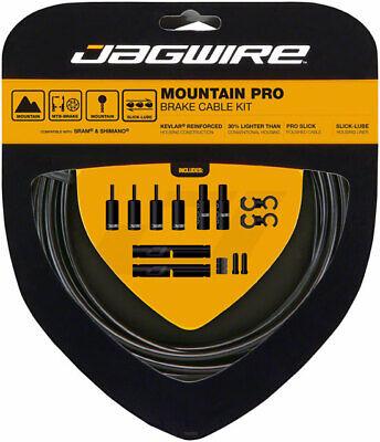 Jagwire pro Cable de Freno Juego Montaña Sram / Shimano Negro