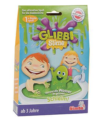 Glibbi Slime Kinder Badespaß Pulver Neu & OVP für Badewanne Simba Wanne Pool